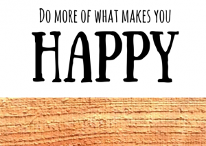 cadeaubon massage do more of what makes you happy