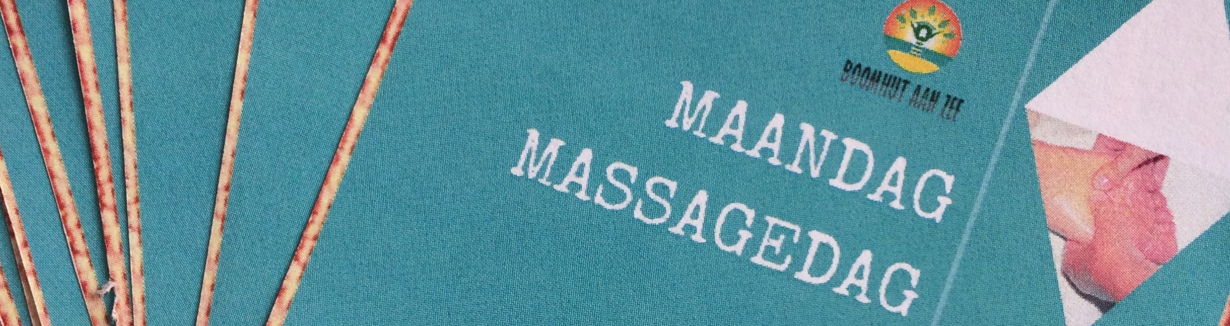 Maandag Massagedag - massageworkshop